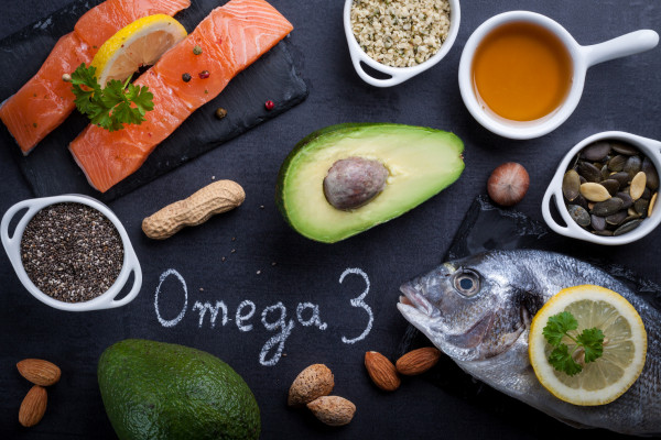 Omega-3:s health benefits, How to Improve Memory Naturally
